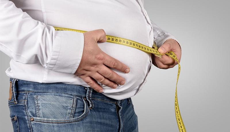 چاقی توپر
