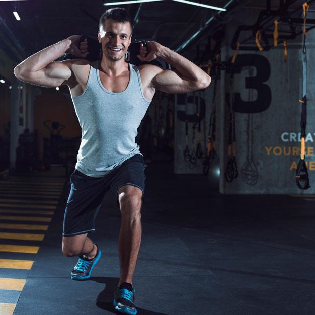 تمرین هوازی برای عضله سازی