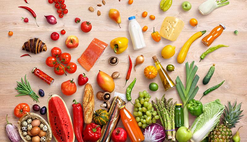 مواد غذایی راههای کاهش وزن