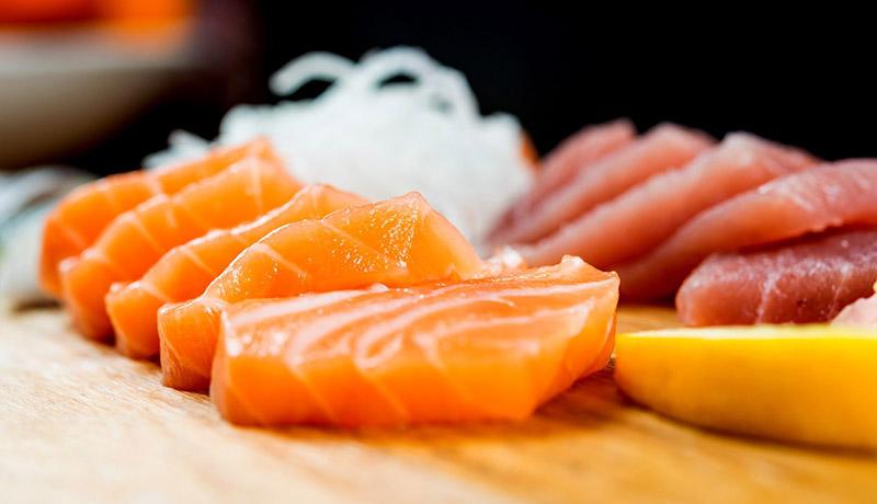 فیله سالمون ماهی